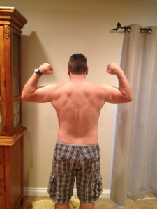 Eric Back - Month 1